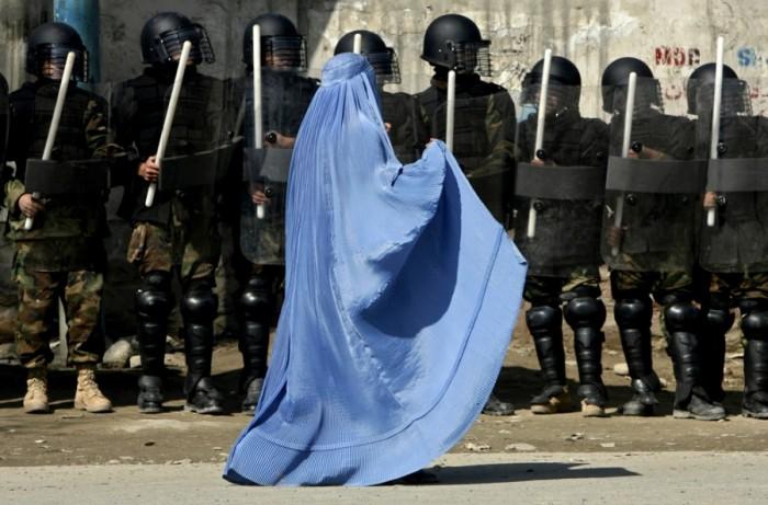Женщина в Афганистане