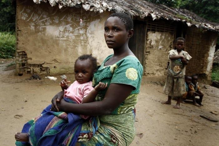 Женщина Конго