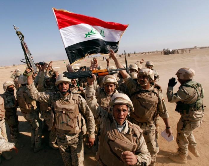Вооружённые силы Ирака