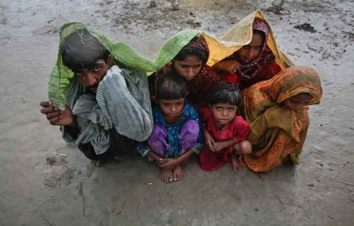 Пакистанская семья