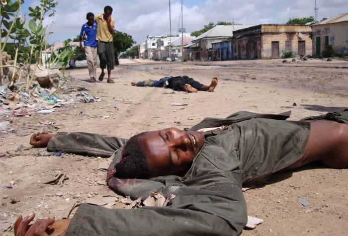 Улицы Сомали