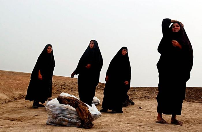 Женщины Ирака
