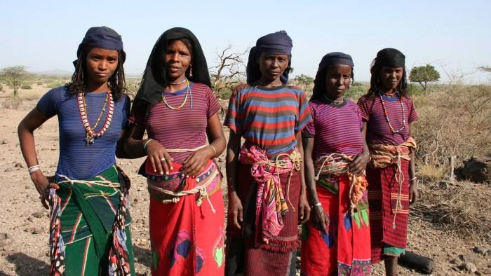 Жители Эритеи