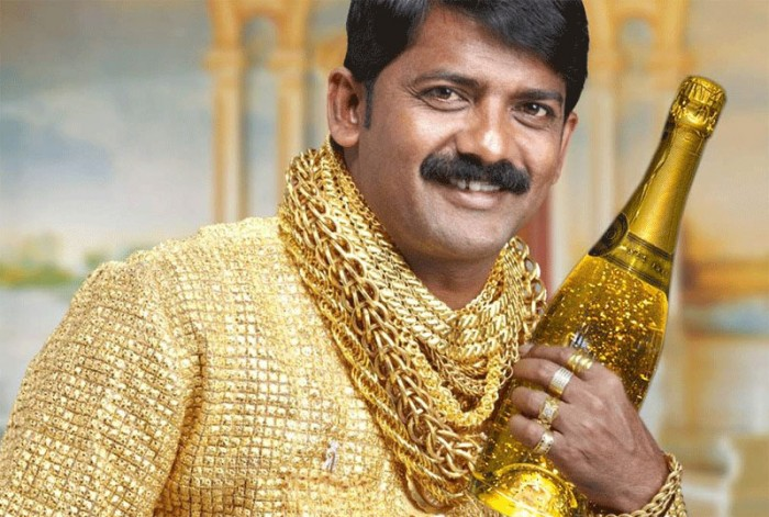 Богатые индусы