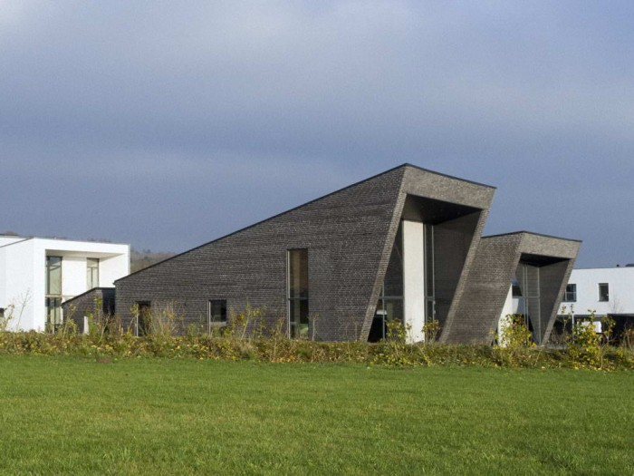 Жилые дома в Дании