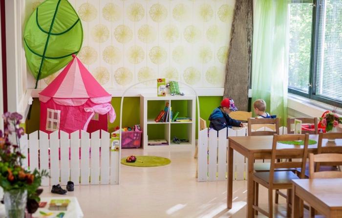 Детский сад в Финляндии