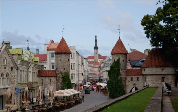 Европейская Эстония