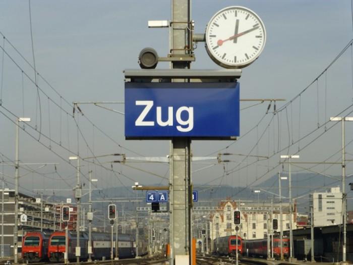Вокзал Швецарии