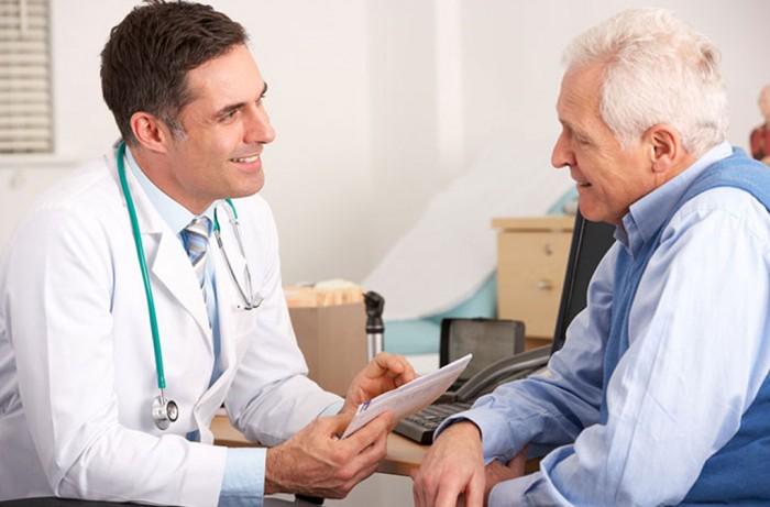 На приеме у врача в Испании