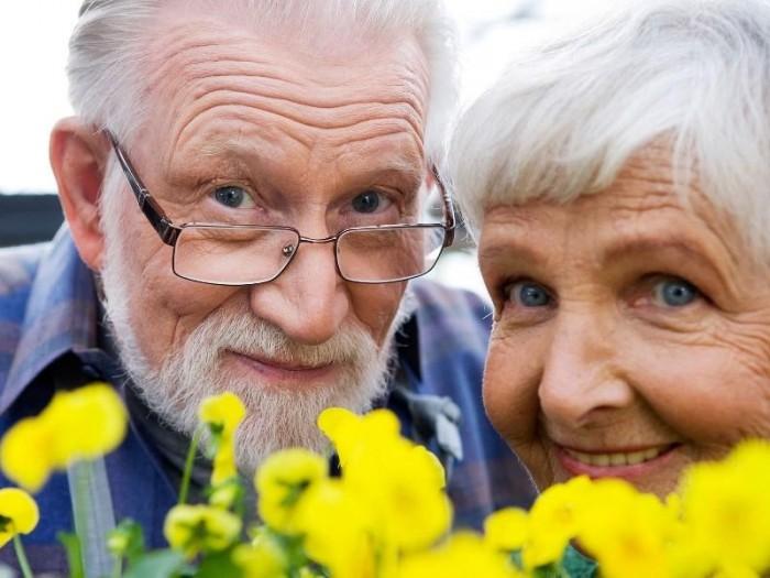Пенсионеры в Бельгии