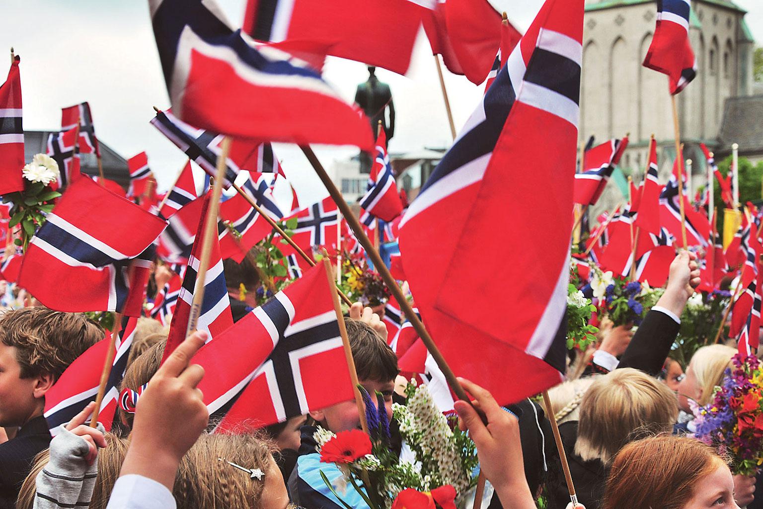 учёба в норвегии