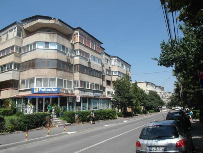 Улицы румынских городов