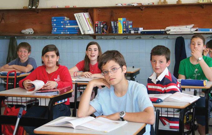 Испанская школа