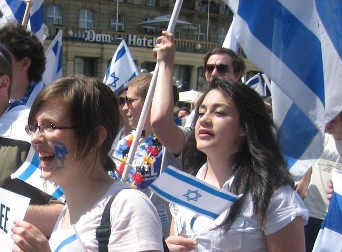 Иностранные студенты в Израиле