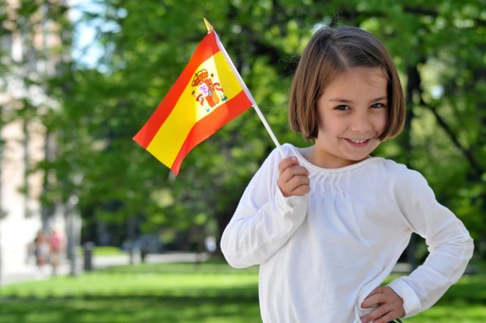 Испанская девочка