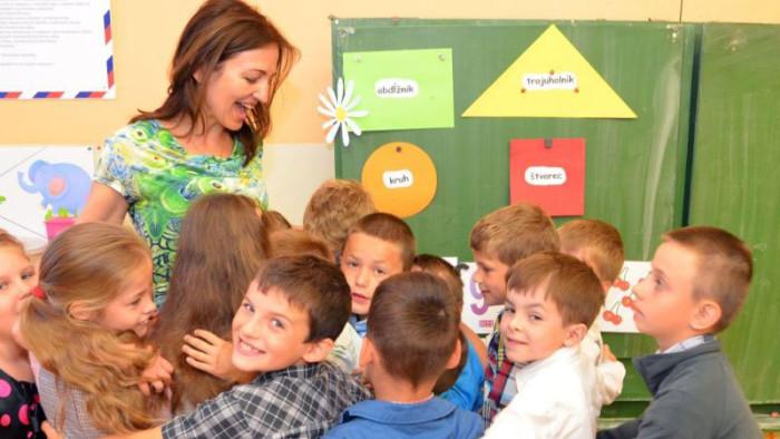Начальная школа в Словакии