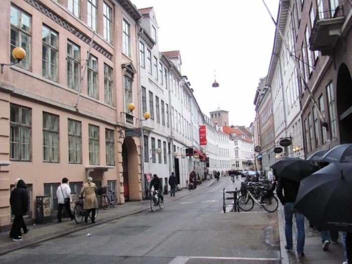 Погода в Дании