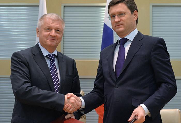 Представители России и Словакии
