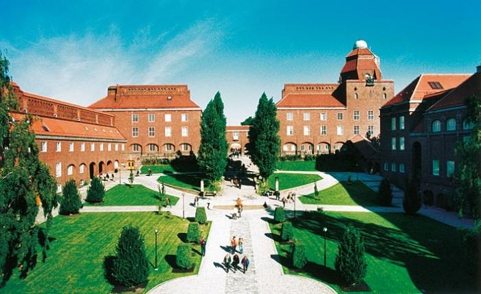 Стокгольмский университет