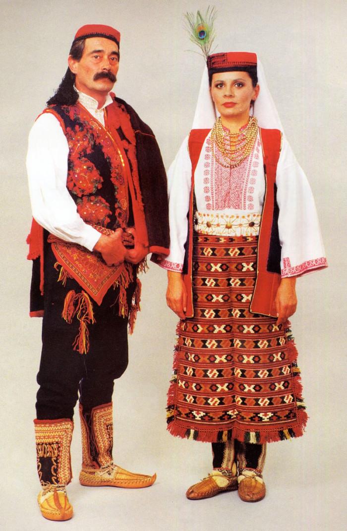 Жители Далмации