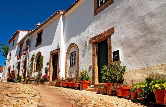 Дома португальцев