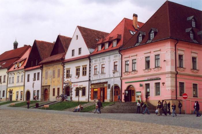 Домав Словакии
