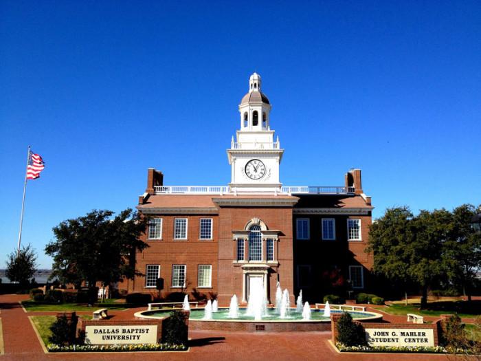 Баптистский университетский колледж в Далласе