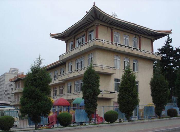 Детский сад в Китае