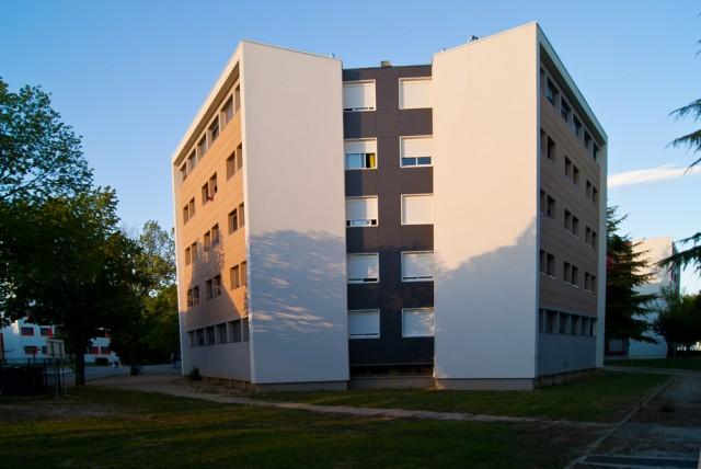 Студенческий кампус во Франции