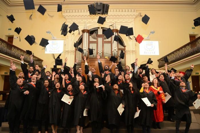 Студенты одного из новозеландских университетов