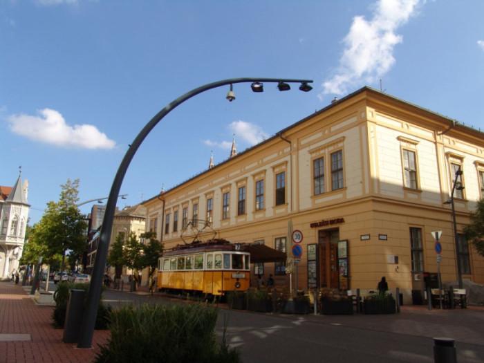 Архитектурный памятник в городе Сегеде