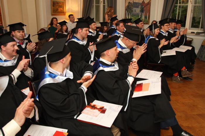 Российские выпускники школы менеджмента университета Антверпена