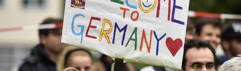 Добро пожаловать в Германию