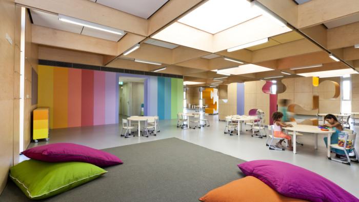 Игровая комната детского сада в Австралии