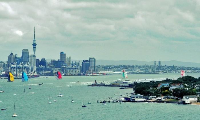 Окленд — крупнейший город Новой Зеландии