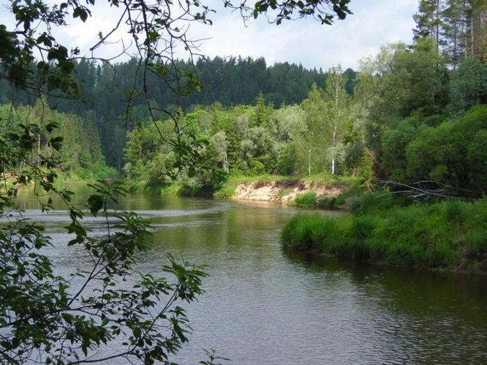 Природа Латвии