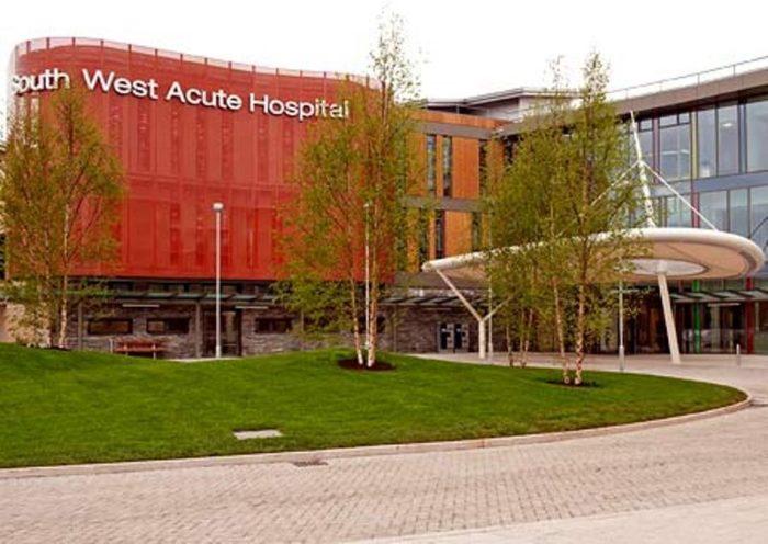 Больница в Ирландии