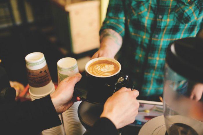 Маленькая кофейня