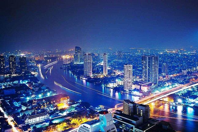 Панорама Таиланда