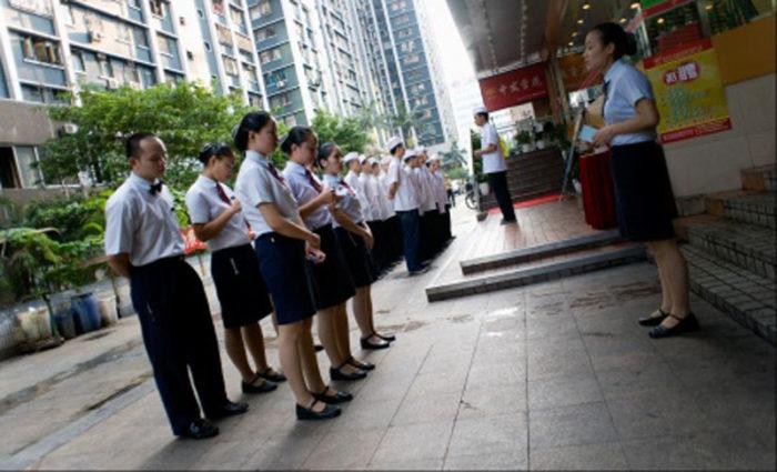 Работа менеджера в Китае