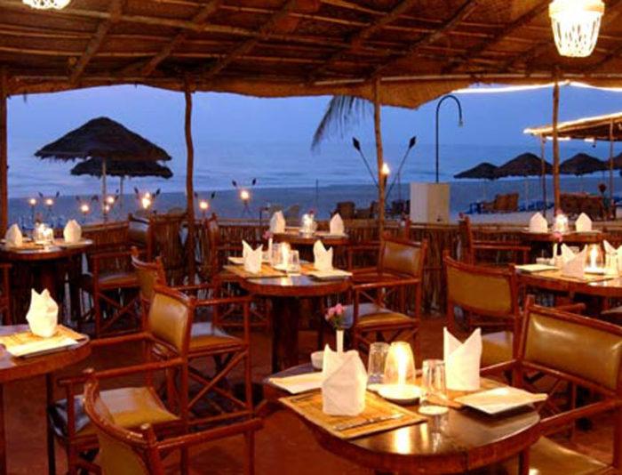 Ресторан на Гоа