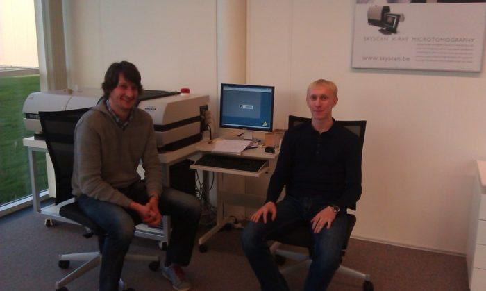 IT-специалисты в офисе