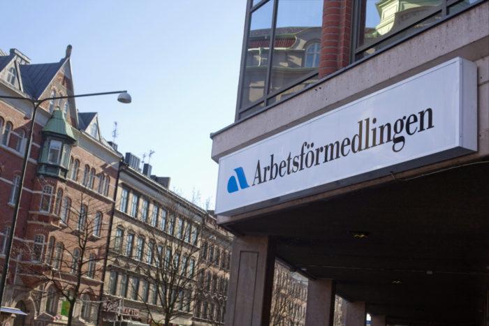 Служба занятостив Швеции
