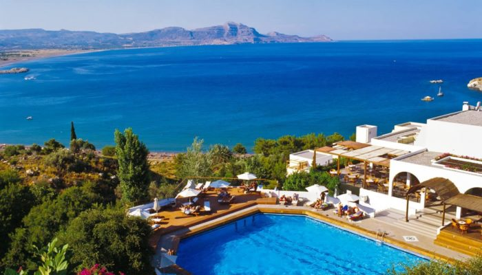 Гостиничный комплекс на Кипре