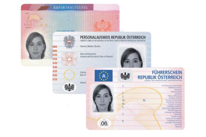 Разрешения на пребывание в Австрии