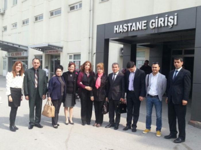 Работники туристической индустрии на стажировке в Турции