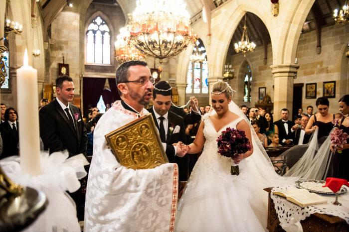 Австралийская свадьба