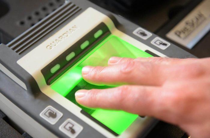 Электронный сканер