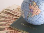 Паспорт и деньги Бразилии