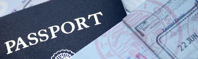 Паспорт и штампы